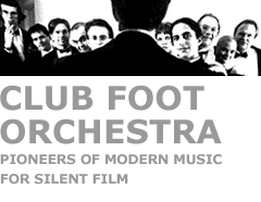 Club Foot Orchestra, Photo: Anne Hamarsky